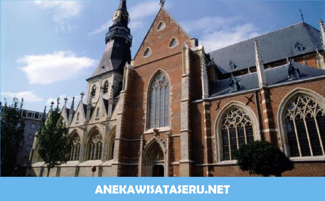Sint-Quintinus Cathedral