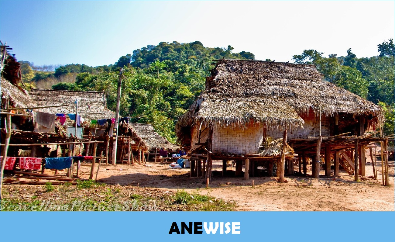 Hill Tribes in Northern Thailand