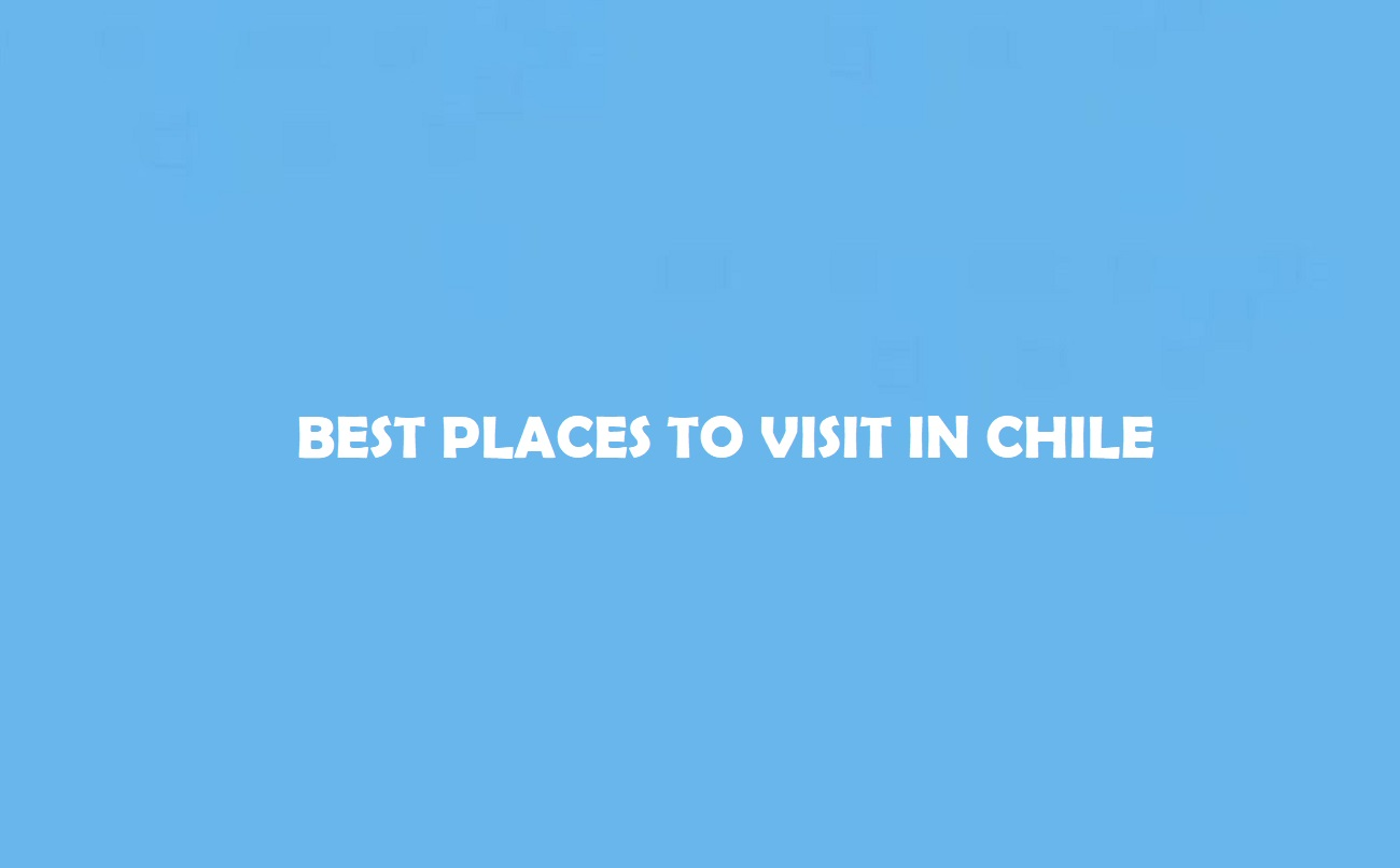 Visit in Chile